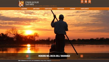 Safari in Botswana Endeavour Safaris